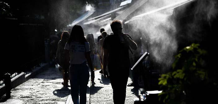 Παγκόσμιος Μετεωρολογικός Οργανισμός: Ζούμε την πιο ζεστή πενταετία που έχει καταγραφεί