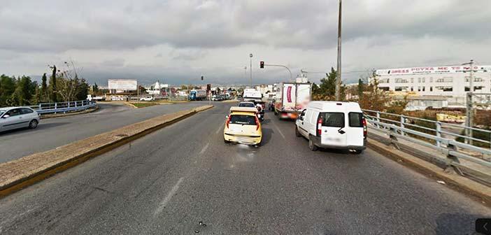 Κυκλοφοριακές ρυθμίσεις στη ΝΕΟ Αθηνών – Λαμίας στη Μεταμόρφωση