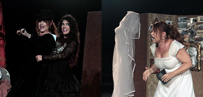 Αποθεώθηκε η «Ευθαλία του Γαλατά» στο Θέατρο Ρεματιάς Χαλανδρίου