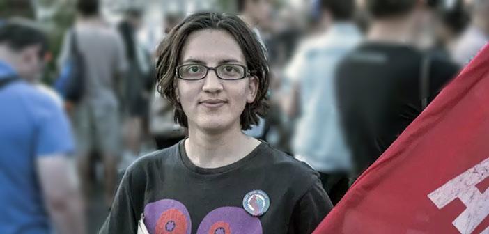 Αφροδίτη Φράγκου: Ψήφος στην ΑΝΤΑΡΣΥΑ, ψήφος στις μάχες του αντιφασιστικού και αντιρατσιστικού κινήματος