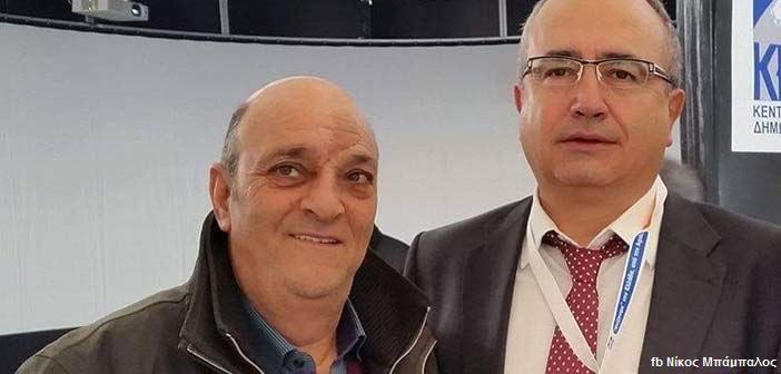 Έφυγε από τη ζωή ο δημοτικός σύμβουλος Ηρακλείου Αττικής Δημήτρης Κεϊμπίνος