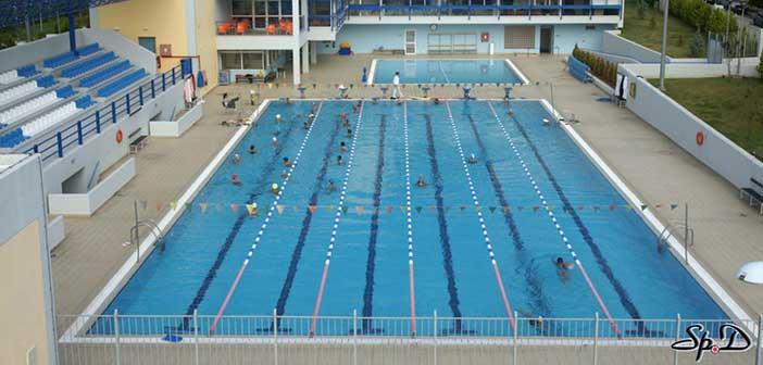 Αγώνες υδατοσφαίρισης της Γ΄ Εθνικής Ανδρών στο Κολυμβητήριο Μελισσίων