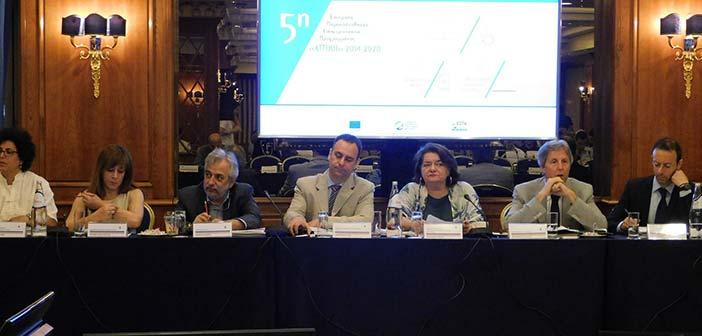 Ερμ. Κυπριανίδου: Στο ΠΕΠ Αττικής λειτουργήσαμε με σχέδιο, διαβούλευση, αξιοκρατία και διαφάνεια