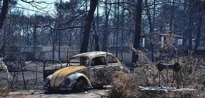 Μάτι: Σε απόγνωση οι κάτοικοι 16 μήνες μετά τη φονική πυρκαγιά