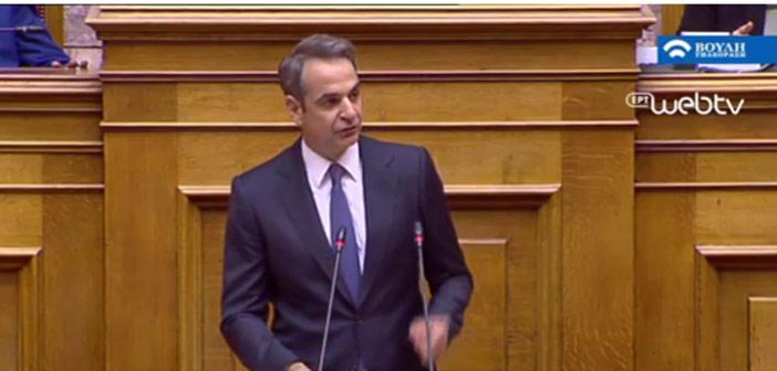 Η συζήτηση επί των προγραμματικών δηλώσεων της κυβέρνησης (Live)