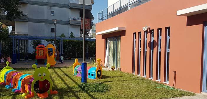 Online από 1η Ιουνίου οι αιτήσεις εγγραφών – επανεγγραφών στους παιδικούς σταθμούς Δήμου Ηρακλείου