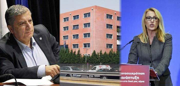 Γ. Πατούλης για νέο κτήριο: Η διοίκησή μας αναλαμβάνει την 1η Σεπτεμβρίου κ. Δούρου