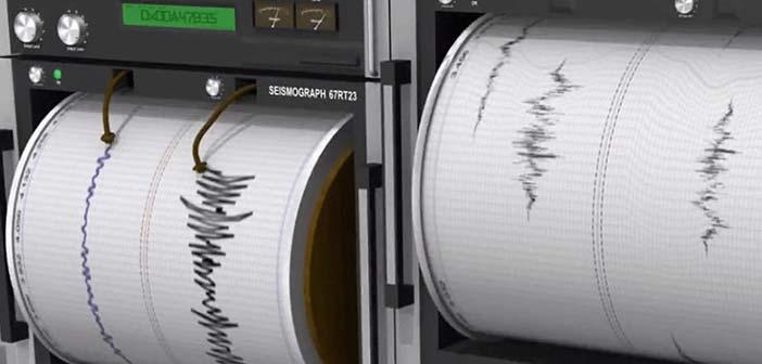 Ασθενής σεισμική δόνηση στην Αττική