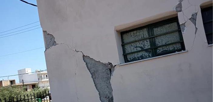 Δήμος Φυλής: Πάνω από 700 κτήρια με ρωγμές από τον σεισμό