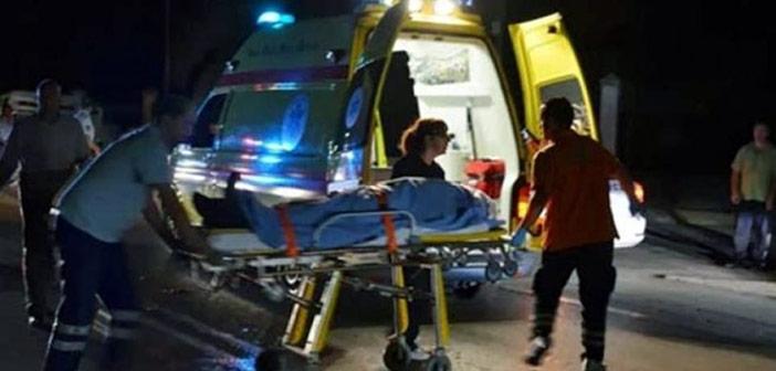 Τροχαίο με έναν τραυματία στη Ν. Ιωνία