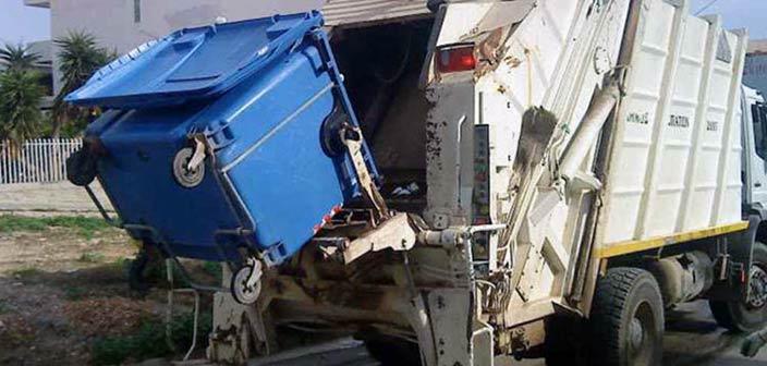 Εργατικό ατύχημα στην υπηρεσία Καθαριότητας του Δήμου Βύρωνα