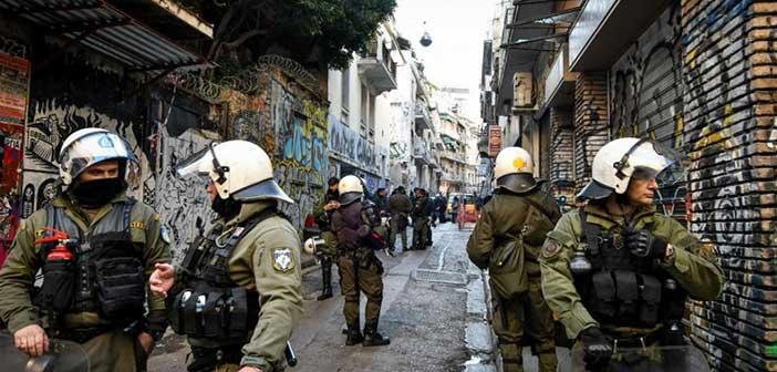 Σχέδιο Χρυσοχοΐδη: Με «άρμα» τη Δίωξη Ναρκωτικών η Αστυνομία «πατάει πόδι» στα Εξάρχεια