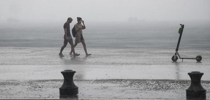 Έκτακτο Δελτίο Επιδείνωσης Καιρού: Έρχονται καταιγίδες και… χαλάζι