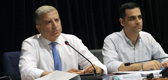 Τελευταία συνεδρίαση Δημοτικού Συμβουλίου Αμαρουσίου επί δημαρχίας Γ. Πατούλη