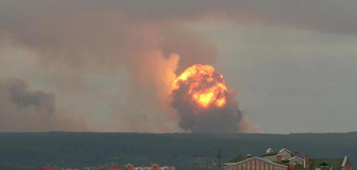 Μυστήριο στη Ρωσία με έκρηξη πυρηνικής φύσης που προήλθε από δοκιμή «νέου όπλου»