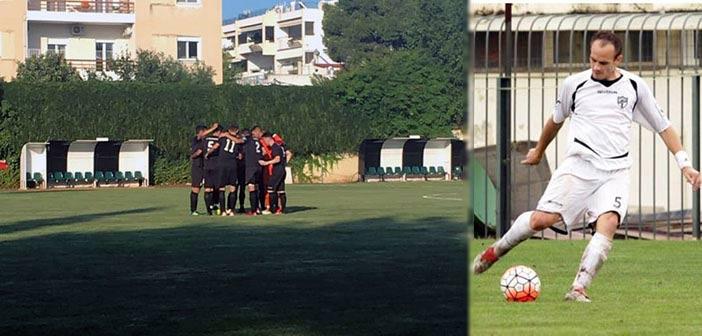 Νίκη της Αγ. Παρασκευής επί του Φαλήρου με 3-0 σε φιλικό αγώνα