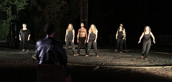 Η «Αντιγόνη» εντυπωσίασε το κοινό στο θέατρο της Ρεματιάς