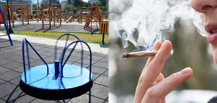 Απαγόρευση καπνίσματος και στις παιδικές χαρές – Πρόστιμα στους παραβάτες