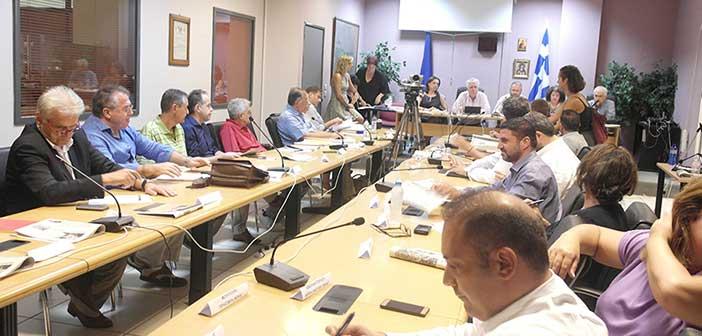 Τριπλή συνεδρίαση Δημοτικού Συμβουλίου Αγίας Παρασκευής στις 18 Δεκεμβρίου