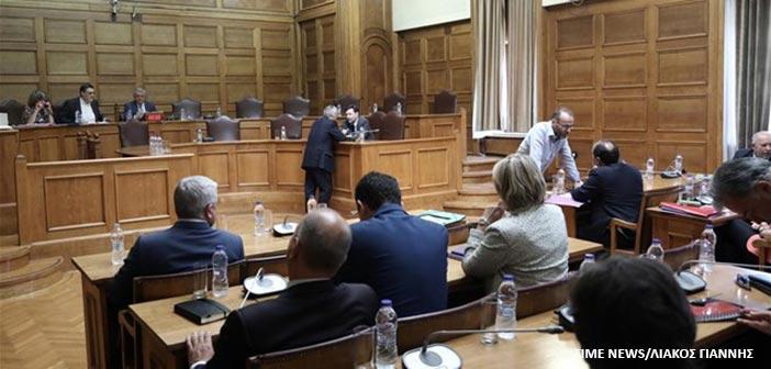 Βουλή: Υπερψηφίστηκε το νομοσχέδιο για το Μάτι