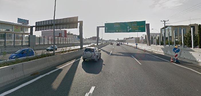 Κυκλοφοριακές ρυθμίσεις στην Αθηνών – Λαμίας από 1η έως 26 Οκτωβρίου