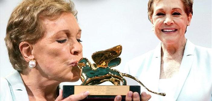 Φεστιβάλ Βενετίας: Χρυσός Λέοντας στη Τζούλι Άντριους, για το σύνολο της καριέρας της