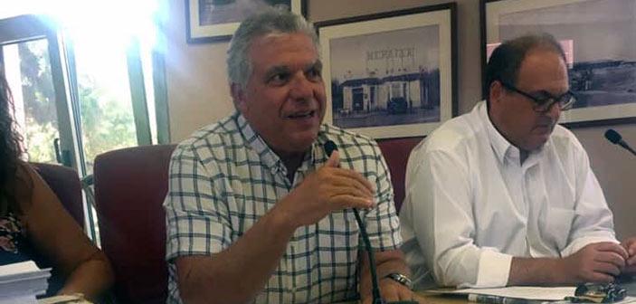Νέος πρόεδρος του Δ.Σ. Χαλανδρίου ο Γεράσιμος Λυμπεράτος