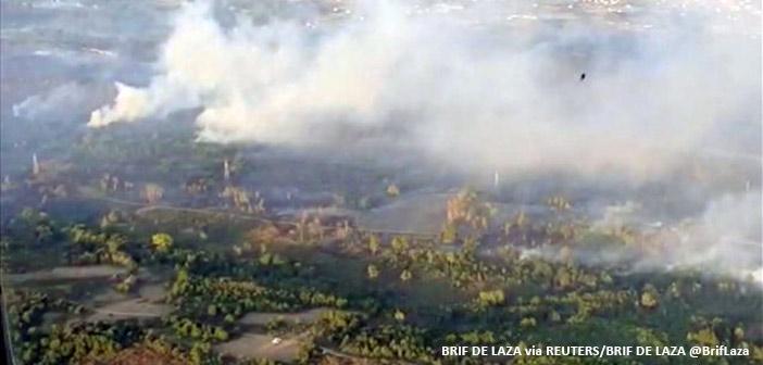 Ισπανία: Πυρκαγιές στη Γαλικία – Εκκενώθηκαν χωριά