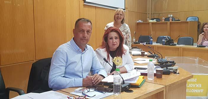 Πρόεδρος του νέου Δημοτικού Συμβουλίου Νέας Ιωνίας ο Κ. Κουλούρης