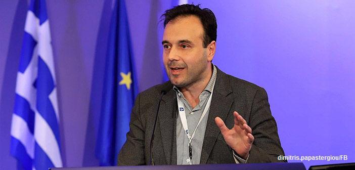 Υποψήφιος για την προεδρία της ΚΕΔΕ ο δήμαρχος Τρικκαίων, Δημήτρης Παπαστεργίου