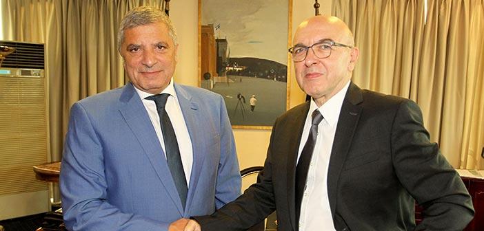 Δρομολογείται συνεργασία Περιφέρειας Αττικής – Υπουργείου Εξωτερικών για την εξωστρέφεια της Αττικής