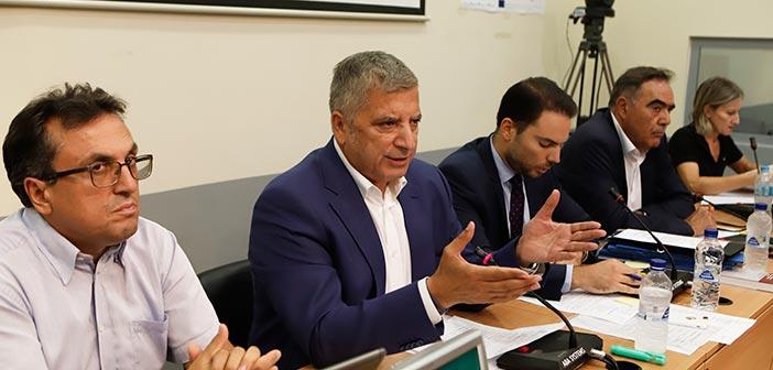 Συνεδρίαση Περιφερειακού Συμβουλίου Αττικής την Τετάρτη 4 Μαρτίου 2020