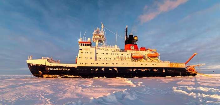 Επιστημονική απόβαση στην Αρκτική: Αποστολή θα ψάξει απαντήσεις για το Κλίμα