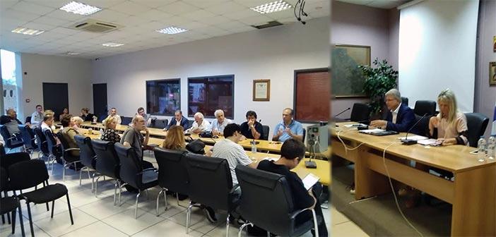 Γ. Οικονόμου: Δεν θα αφήσουμε κανέναν να κάνει «πλιάτσικο» στον Δήμο Αγ. Παρασκευής