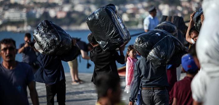 Αντιδράσεις για τη μετακίνηση των 1.000 προσφύγων από τη Μόρια στη Νέα Καβάλα