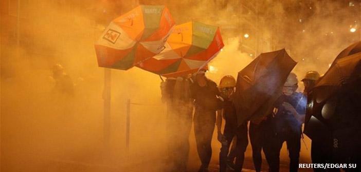 Χονγκ Κονγκ: Νέες διαδηλώσεις σήμερα, έπειτα από μία ακόμα νύχτα βίας