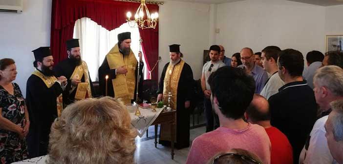 Έναρξη μαθημάτων Βυζαντινής Μουσικής στην Ι.Μ. Νέας Ιωνίας και Φιλαδελφείας