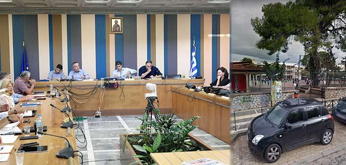 Έκτακτη συνεδρίαση Δημοτικού Συμβουλίου Παπάγου-Χολαργού για τις σχολικές αίθουσες σε συστεγαζόμενα σχολεία
