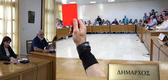 «Κόκκινη κάρτα» στην κυβέρνηση από το Δημοτικό Συμβούλιο Πεντέλης για το θέμα της μεταφοράς προσφύγων στα Μελίσσια