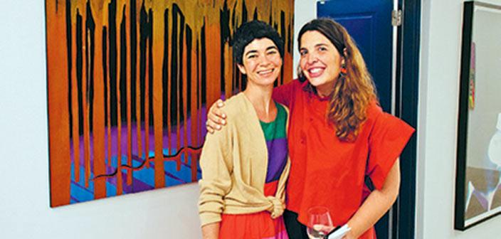 Η Μαρίνα Βρανοπούλου φέρνει μια πνοή τέχνης στο Νέο Ψυχικό