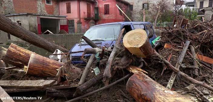 Ιταλία: Ένας νεκρός από τις σαρωτικές πλημμύρες