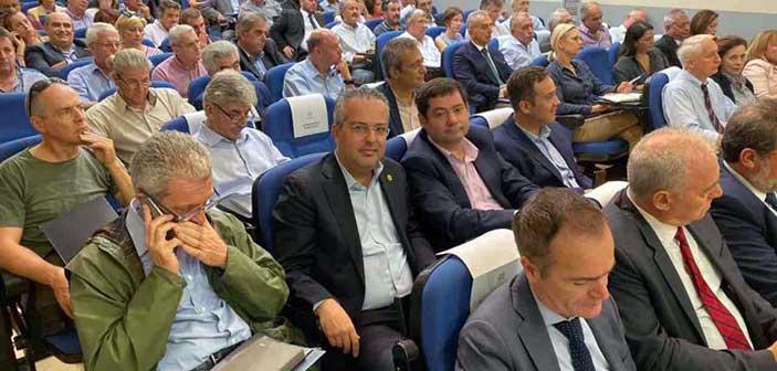 Τ. Μαυρίδης: Κοινός στόχος η «θωράκιση» των Δήμων μας σε θέματα πολιτικής προστασίας