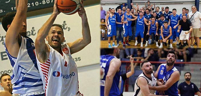 Β' Εθνική μπάσκετ: Μεγάλες νίκες για Δούκα, Παπάγο και Μαρούσι – «Αυτοκτόνησε» ο Πανερυθραϊκός
