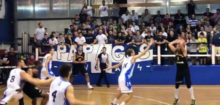 Με ψηλά το κεφάλι «αποχαιρέτισε» τη διοργάνωση του Κυπέλλου Μπάσκετ ο Παπάγος