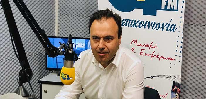 Δημήτρης Παπαστεργίου: Μοναδική ευκαιρία να πάμε την Ελλάδα μπροστά