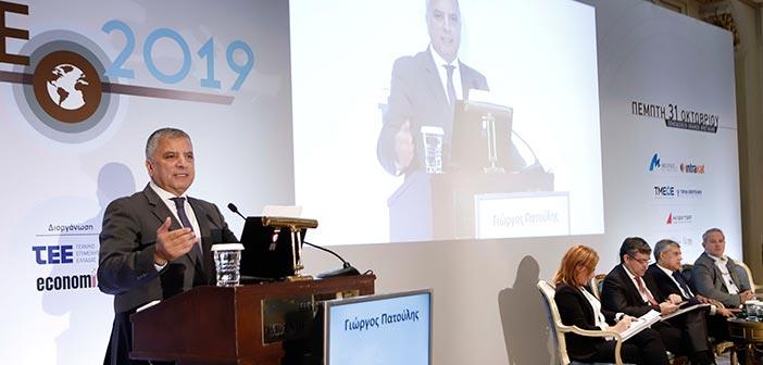 Σε συνέδριο του ΤΕΕ για τη διαχείριση Στερεών και Υγρών Αποβλήτων ο περιφερειάρχης Αττικής