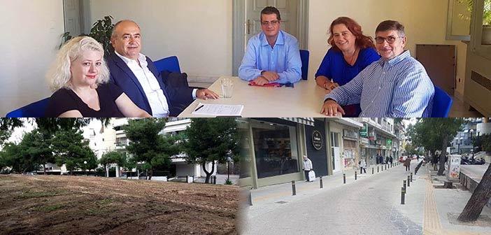 Δήμος και Πράσινο Ταμείο επεξεργάζονται νέα σχέδια συνεργασίας για το Ηράκλειο