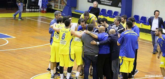 Α2 μπάσκετ Ανδρών: Πρώτη νίκη και μάλιστα εκτός έδρας, για το Ψυχικό