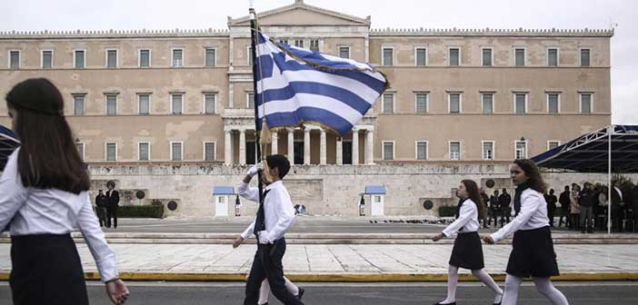 Χωρίς κλήρωση για τον σημαιοφόρο η παρέλαση της 28ης Οκτωβρίου
