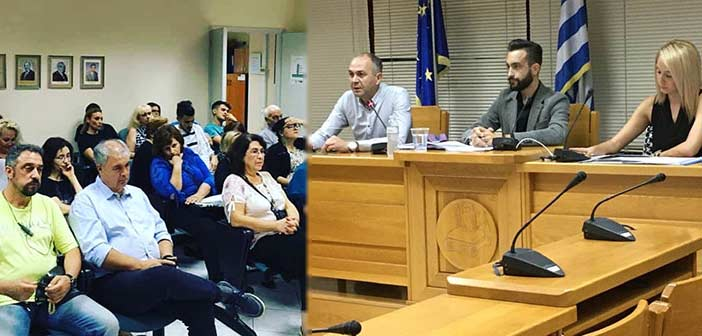 Συμβουλευτικός – προληπτικός ο ρόλος του Συμβουλίου Παραβατικότητας Δήμου Μεταμόρφωσης